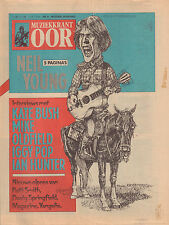 MAGAZINE OOR 1979 nr. 09 - NEIL YOUNG/MIKE OLDFIELD/KATE BUSH/IGGY POP