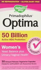 Nature's Way Women's Primadophilus Optima, 30 Vcaps (Pack of 12)