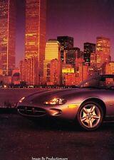 1997 Jaguar XK8 Original Car Review Print Article J610