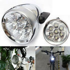 Hot Retro Bicycle Bike Accessory Front Light Bracket Vintage 3LED Headlight
