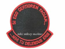 Navy VX-4 VX-9 Air Test Black Ops Area 51 Project Si Ego TSSAM Point Mugu Patch
