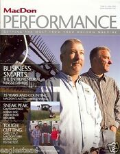 Farm Equipment Brochure - MacDon - M205 R85 Customer Stories - 2010 (F2869)