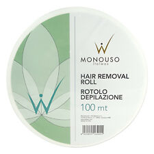 Italwax Monouso Hair Removal Depilation Rolls 100mt