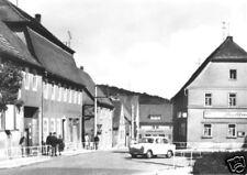 """AK, Rastenberg Kr. Sömmerda, Gastst. """"Stadtkrug"""", 1979"""