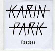 (EC416) Karin Park, Restless - DJ CD