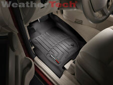 WeatherTech® DigitalFit FloorLiner - Ford Explorer - 2006-2010 - Black