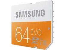 Samsung EVO 64GB SDXC Speicherkarte 48MB/s Class 10
