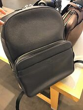 COACH Hamilton Backpack Sport Calf Leather Midnight Blue NWT 65% OFF!