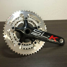 FSA SL-K Light Triple N-10 Bicycle Crankset 30/39/52T - 175mm ME (N-10)