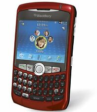 NEW BlackBerry T-mobile Curve Red GSM Smartphone WiFi RIM
