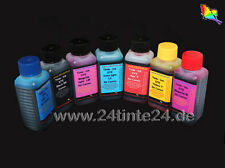 7x 250ml 250 ml Tinte ink Canon iP Pixma i990 i 990 Red BCI- 6BK -6R C Y M PC PM