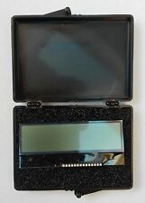 LCD display for Microchip Explorer 16 dev. board (DM240001) F-51320GNB-LW-AB