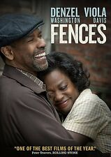 Fences *****(DVD 2016)NEW* Drama* Thriller * Family NOW SHIPPING !
