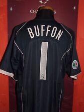 BUFFON JUVENTUS 2004/2005 MAGLIA SHIRT CALCIO FOOTBALL MAILLOT JERSEY CAMISETA