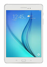 "White 8"" 16GB Galaxy Tab A"