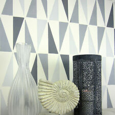 Geo Allover Stencil - LARGE - Geometric Wall Pattern Stencils - DIY Home Decor