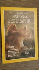 National Geographic- WHEN THE EARTH MOVES - May 1986