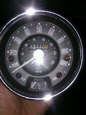 Morris minor and classic mini speedo clock