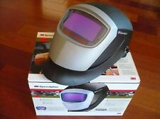 3M Speedglas 9002X SW Darkening Welding Helmet w/Side Windows,Hornell Speedglass