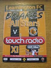 11/07/2009 conducir todas las estrellas V Táctil Radio XI [amigable]. artículo en muy buenas