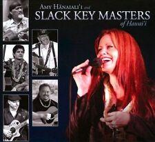 NEW - Amy Hanaiali'i and Slack Key Masters of Hawai'i