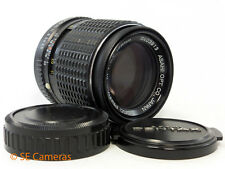 ASAHI PENTAX-M 135MM F3.5 PENTAX PK MOUNT TELE LENS NEAR MINT CONDITION