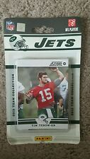 NEW YORK JETS NFL FOOTBALL SPORTS CARDS 2012 TEAM COLLECTION, Tebow