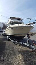 1981 Searay 255 SRV Flybridge with Trailer