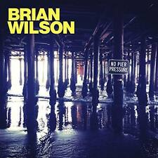 BRIAN WILSON No Pier Pressure CD 2015 Beach Boys * NEW