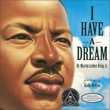 I Have a Dream (Hardcover), Martin Luther King, Kadir Nelson, 9780375858871