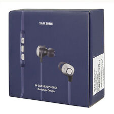 Orignal Samsung Metal Headset In-Ear EO-IA510BLEGWW blue