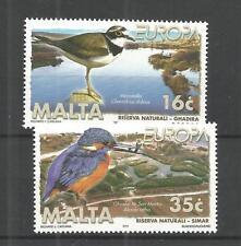 MALTA 1999 EUROPA SG,1098-1099 UM/M NH LOT 1049A