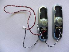 Logik L32HED13 Pair Speakers 8 Ohm 10 Watt TASSJ & Leads