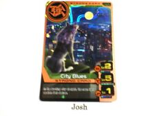 Animal Kaiser Original English Version Ver 6 Bronze Card (S065: City Blues)
