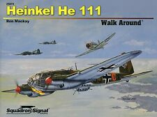 Squadron/Signal Walk Around 25070 - Heinkel He 111 - NEW