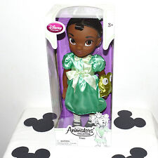 Disney Animators Collection Pet ed. Toddler Tiana Doll The Princess And the Frog