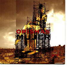 ORISHAS - rare CD Single - France - Promo 1track
