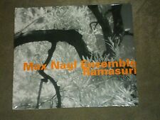 Ramasuri by Max Nagl Ensemble (CD, Hatology) sealed