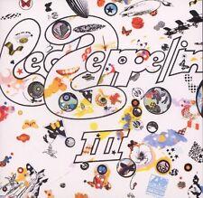 LED ZEPPELIN - LED ZEPPELIN III : CD ALBUM (2014 REMASTER) (June 2nd 2014)