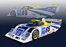 1990 Chevrolet Intrepid GTP Can-Am Vintage Classic Race Car Photo (CA-0758)