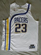 Reebok Ron Artest Indiana Pacers Authentic Jersey 52 2XL Hardwood Classics TBTC