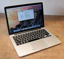 "Apple MacBook Pro Retina 13"" Core i5-5257U 2.7Ghz 8GB 128GB SSD Early 2015 A1502"