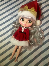 "12"" Neo Blythe Doll  Doll  from Factory Includes Christmas  Outfit  JS161028"