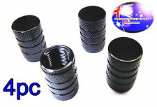 From OZ Quality 4PC Tyre Valve Cover Caps For Car Vehicle Motorcycle Wheel +FP