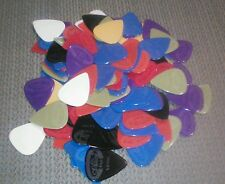 Nylon Guitar Pick Lot, 8 pcs.