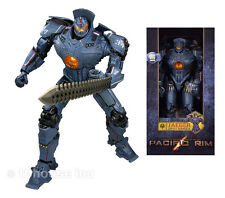 "18"" GIPSY DANGER jaeger PACIFIC RIM action figure NECA movie SERIES 1 kaiju LED"