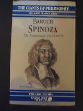 The Giants of Philosophy- Baruch Spinoza by Knowledge Products store#2575