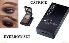 CATRICE EYEBROW SET-The ideal tool for gorgeous, shapely eyebrows
