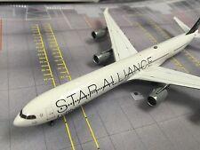 Rare Phoenix 1:400 Lufthansa A340-600 D-AIHC Star Alliance Livery ***Read Info
