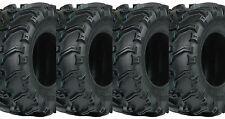 (2) 24X8-12 & (2) 24-9-11 Vee Grizzly Tire Set 00-06 Honda TRX350FM/E Rancher4X4